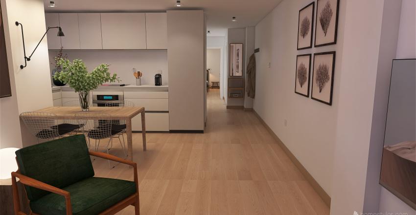Playa Muchavista  Interior Design Render