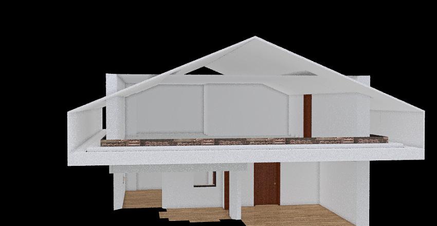 Ghirdoveni Interior Design Render