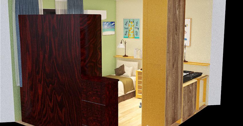 Quarto Dani 4 Interior Design Render