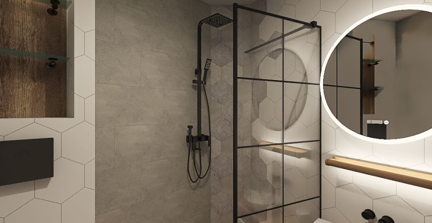 Ranovi's Bathroom  2 Interior Design Render