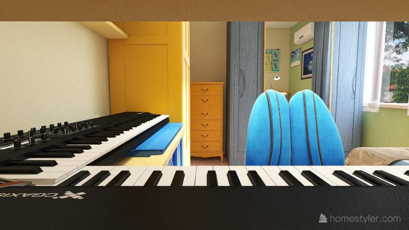 Copy of Novo Quarto Dani 5 Interior Design Render