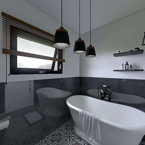 simplicity Interior Design Render