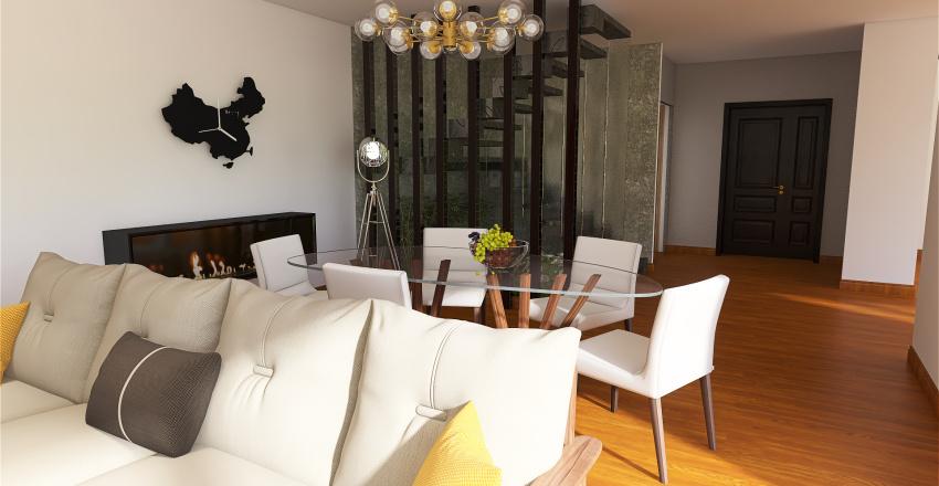 ESSAIS GUYLAINE Interior Design Render