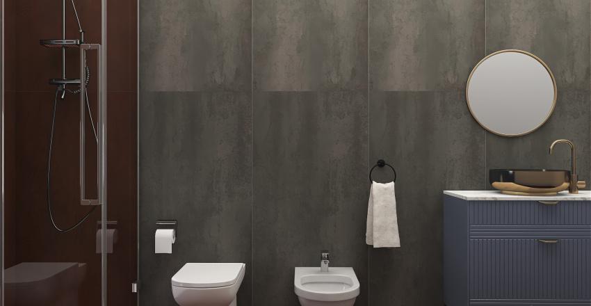 Casa Gaudiano - ipotesi 2 Interior Design Render