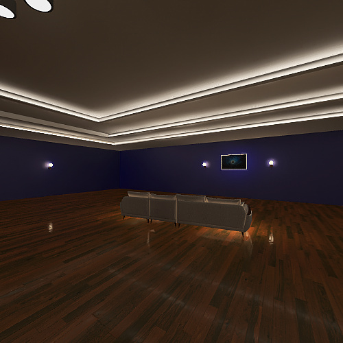 Party house 🥳 Interior Design Render