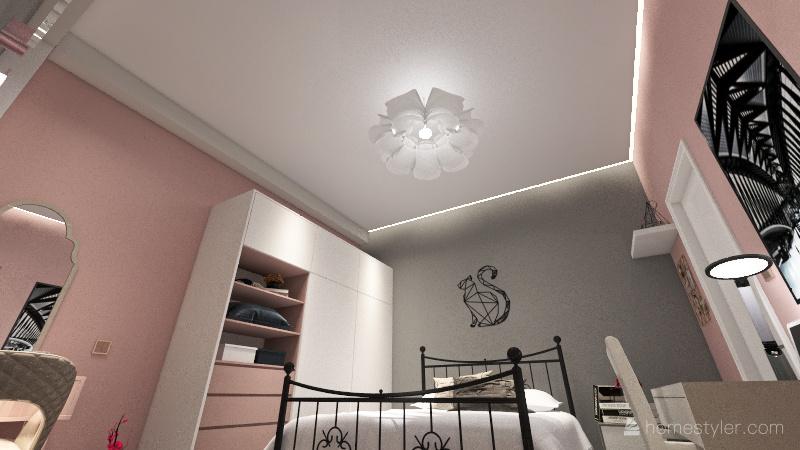 1 er :: Interior Design Render