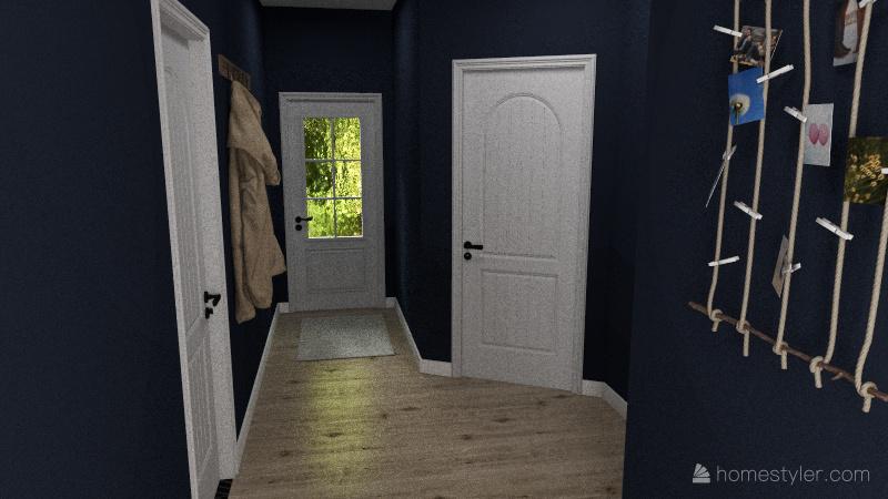 2076 House Interior Design Render