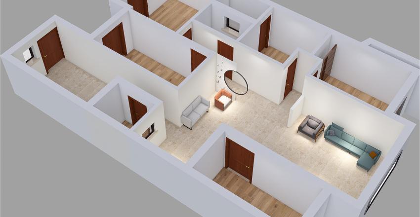 0010 Interior Design Render