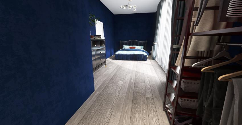 House 5 Interior Design Render