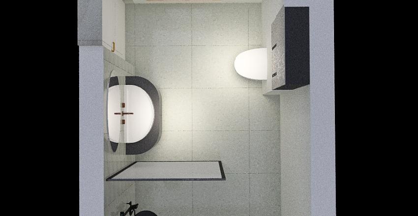 bathroom 3 Interior Design Render