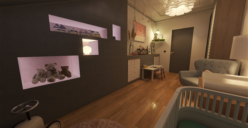 alia Interior Design Render
