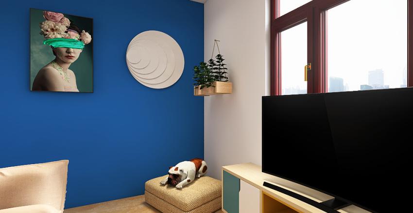 Sala de Caroliny Interior Design Render