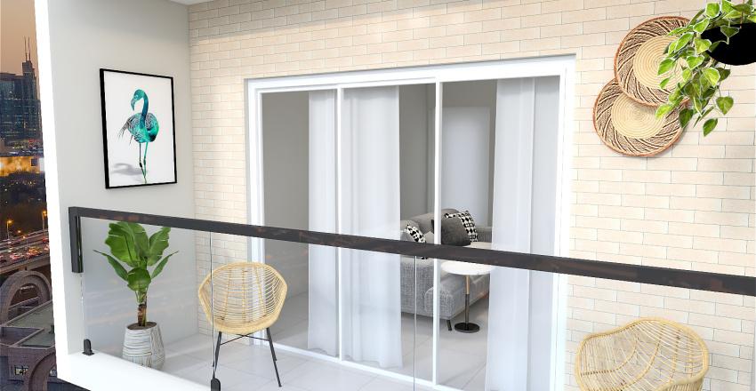THALES OLIVEIRA M DE ALMEIDA - Plantão TN Interior Design Render