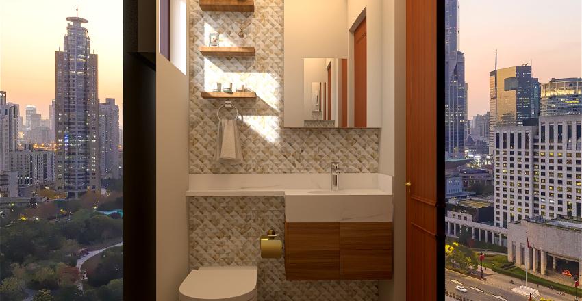 Alberto Silva | Plantão TN 12.06.21 Interior Design Render