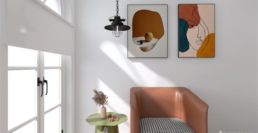 Home for Small Interior Design Render