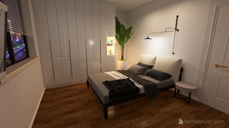 ogrody słoneczne - piętro 1 Interior Design Render