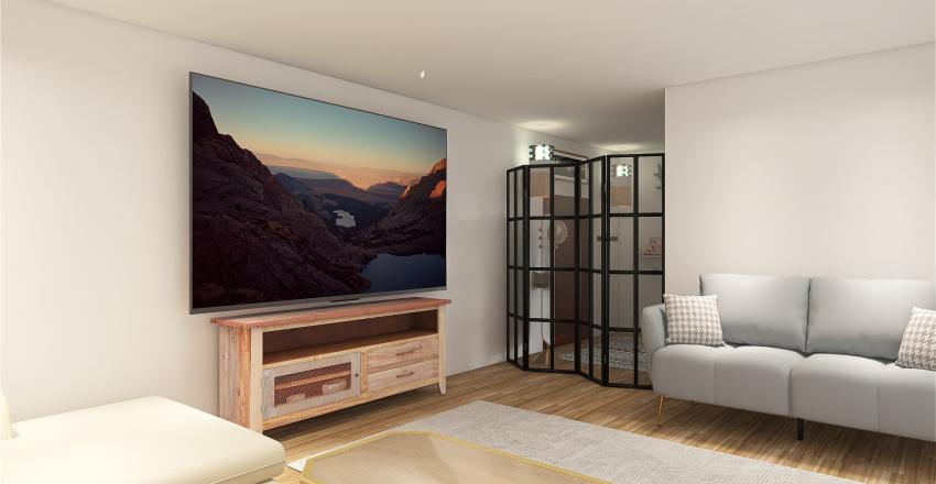 Deluxe Unit Interior Design Render