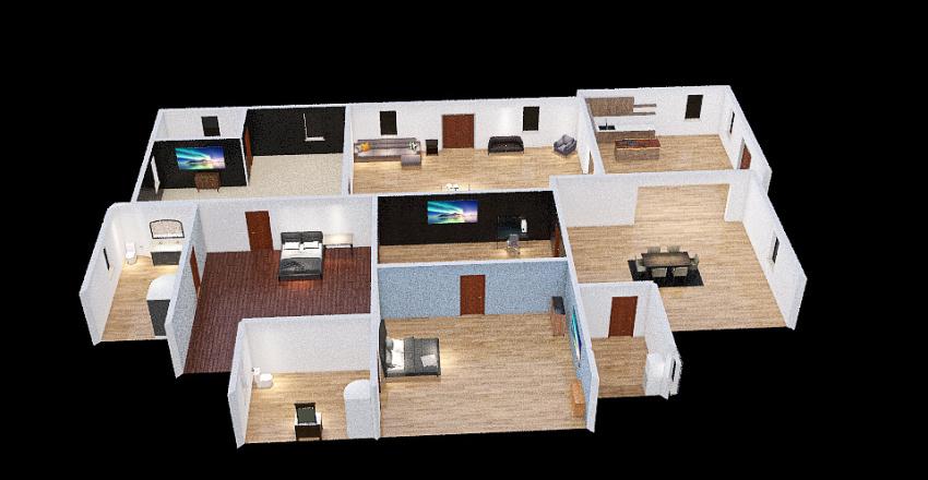 43434444 Interior Design Render