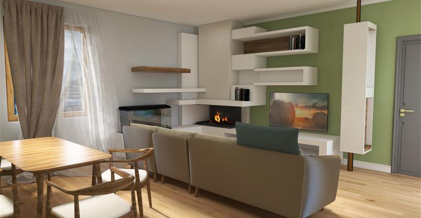 Copy of ramona e luca Interior Design Render
