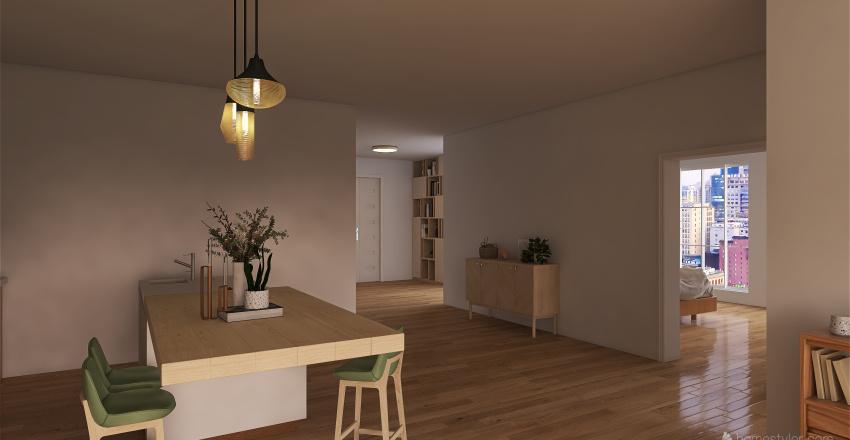 montelatto Interior Design Render