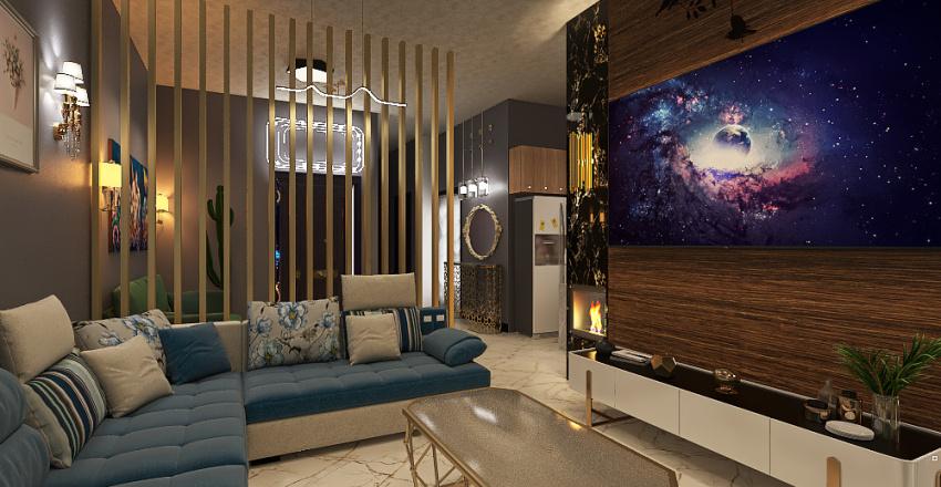 la via 2 Interior Design Render