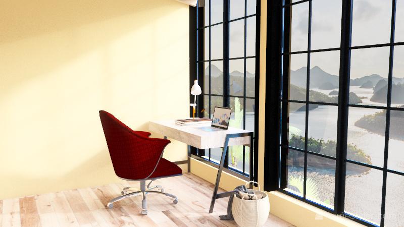 Großes Haus Interior Design Render