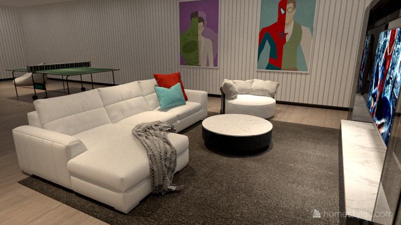 1050task2 Interior Design Render