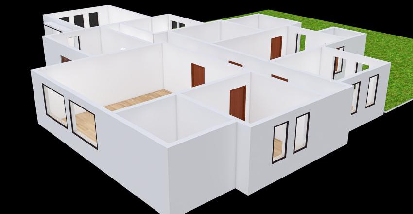 Dream House - Volsky S. Interior Design Render