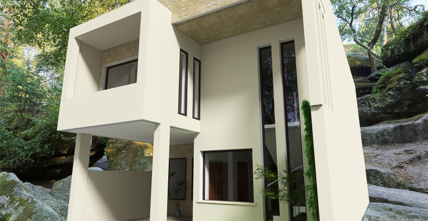 Zulfiqar Interior Design Render