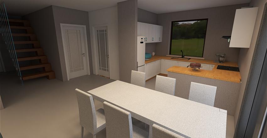 dom2021 -przesuniety dół 4 stodola Interior Design Render