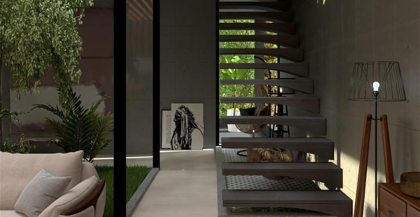 Concreto Interior Design Render