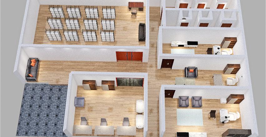 Finanzas 0.1_copy Interior Design Render