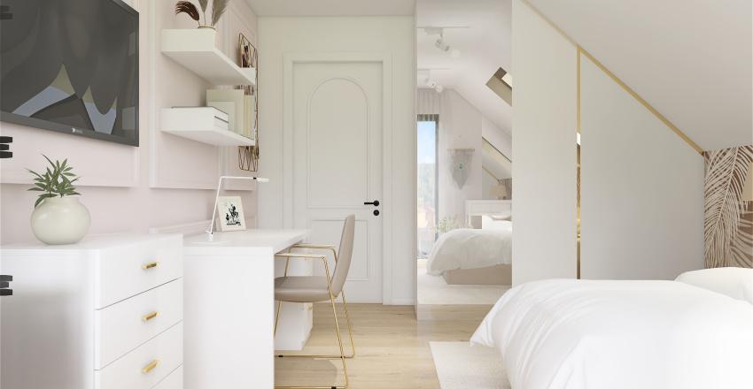 Nikola's room Interior Design Render