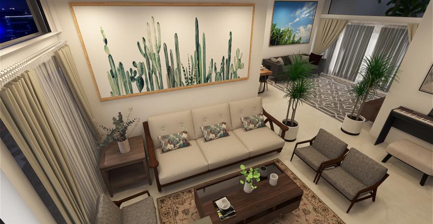 Bismillah Interior Design Render