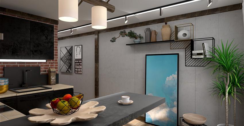 Егоров Александр - декор Interior Design Render