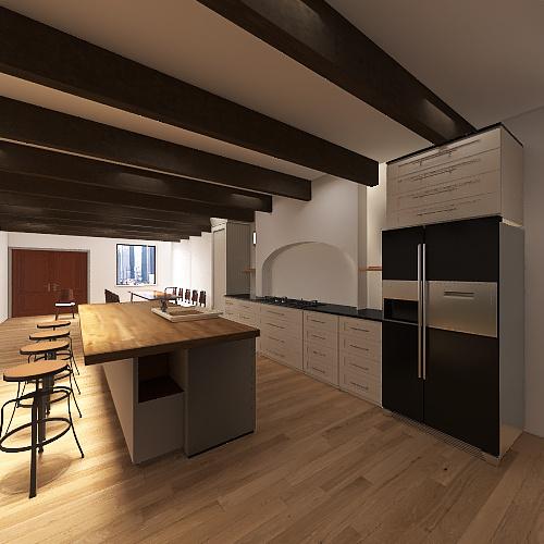 Abdella Interior Design Render