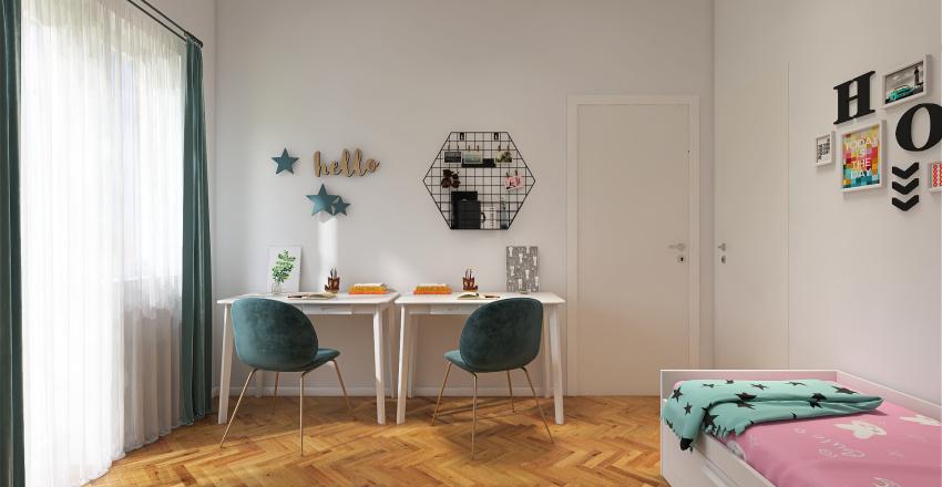 Massimiliano e Emiliana Interior Design Render