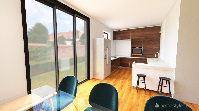 Copy of Bois Moor Design 7 Interior Design Render