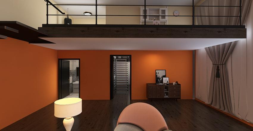 PROYECTO DEPARTAMENTO Interior Design Render