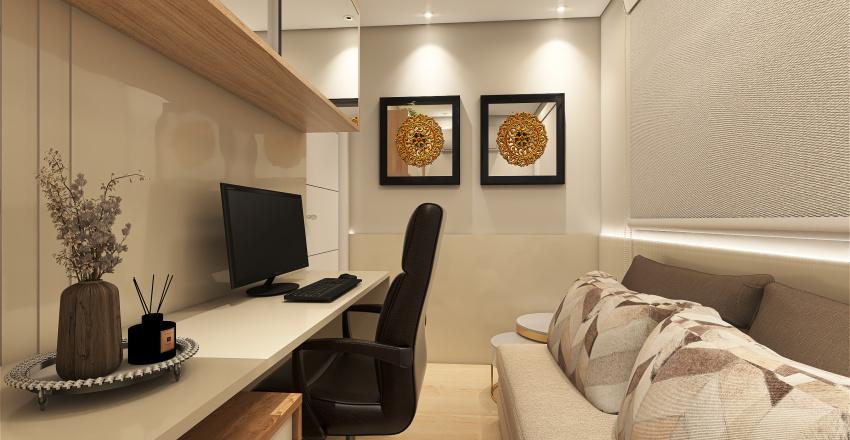 casa 21 Interior Design Render