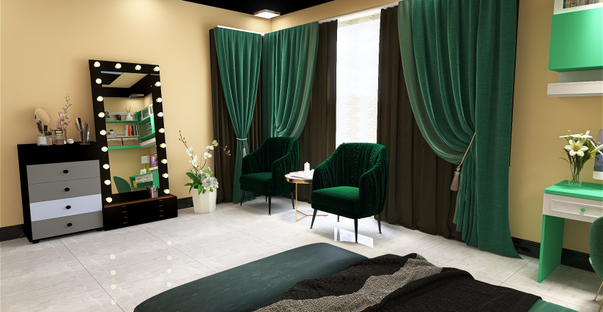 urfa Interior Design Render