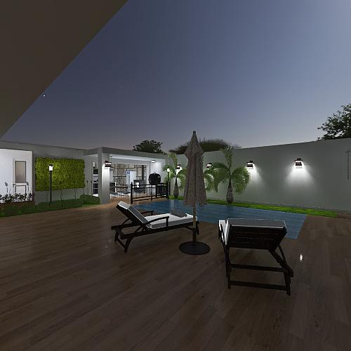 opção2Fernanda Interior Design Render