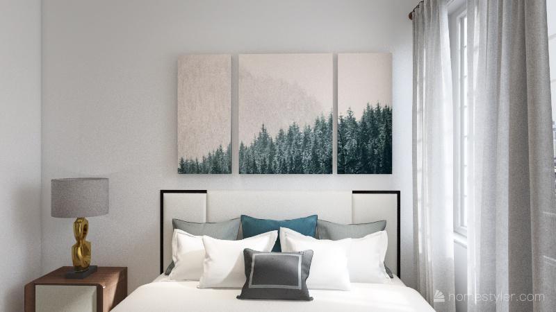 (modern?) House Interior Design Render