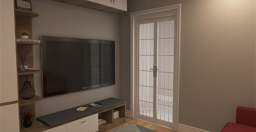 БАДЕН-БАДЕН Interior Design Render