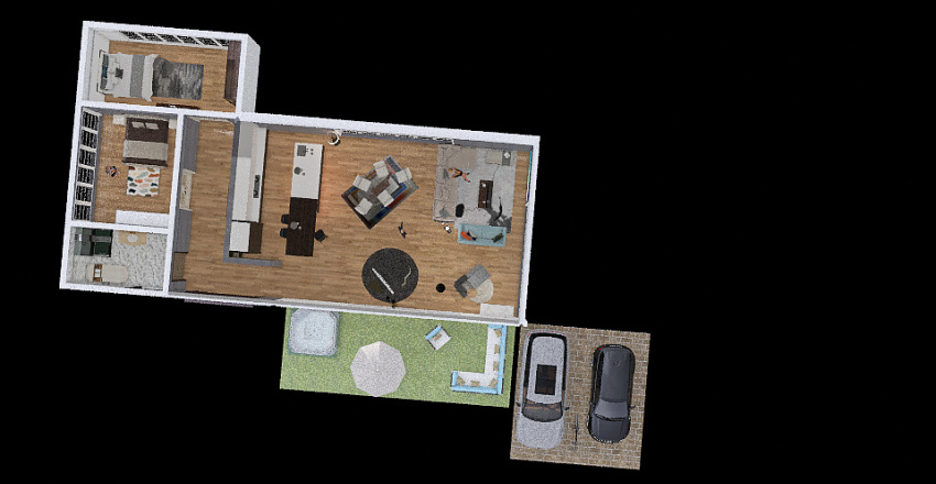 Campagna Aldo Interior Design Render