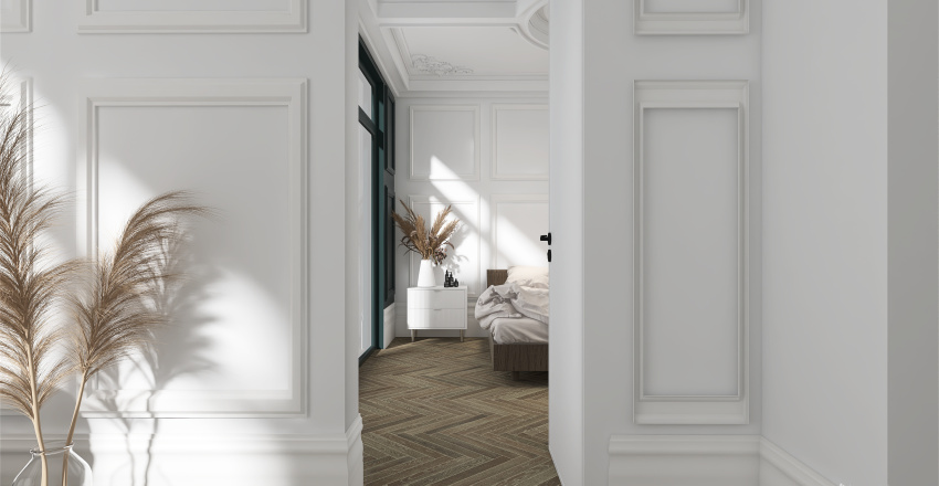   MINIMAL PARIS   Interior Design Render
