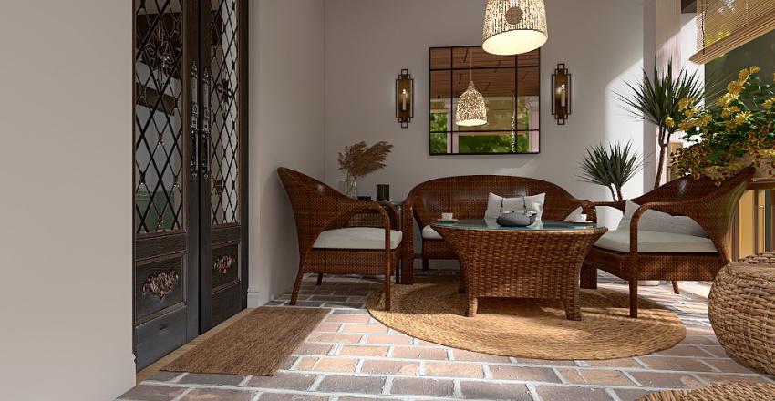 domeko Interior Design Render