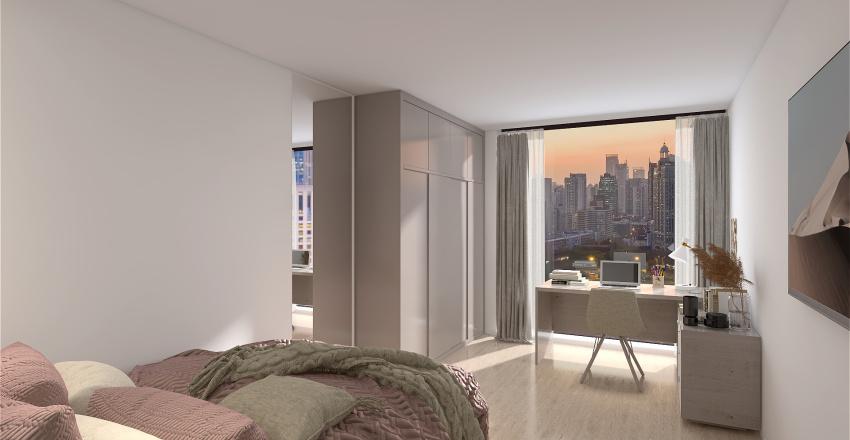 Tranquillity Interior Design Render