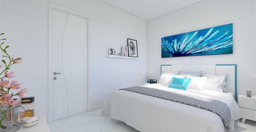 Costa Saracena Interior Design Render