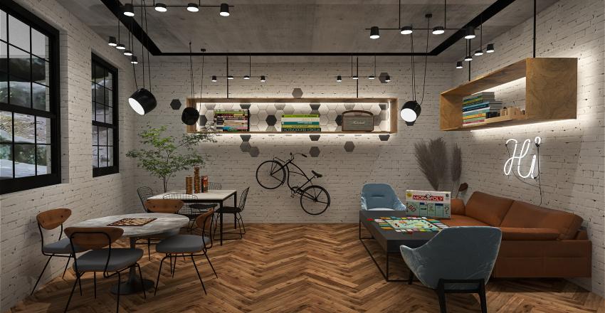 Casa Romulus_Demisol Interior Design Render